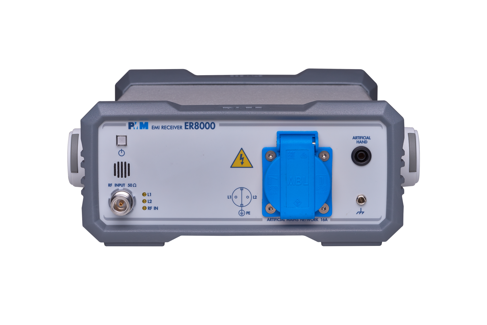 Kompakt minősítő EMI mérővevő 9kHz-3GHz