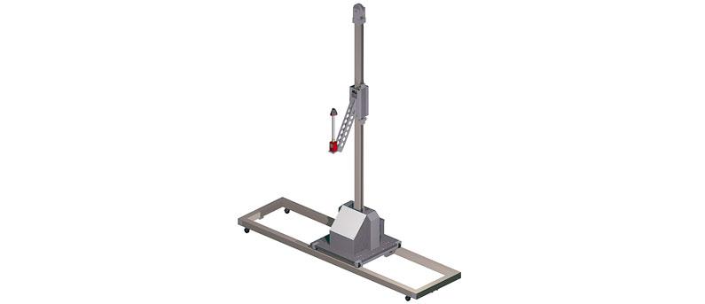 Térerősségmérő pozicionáló