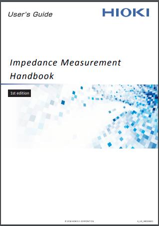 "Megjelent a Hioki E.E. Corp. ""Impedance Measurement Handbook"" 1. kiadása"