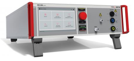 Új kompakt generátor vezetett zavartűrő képesség vizsgálathoz