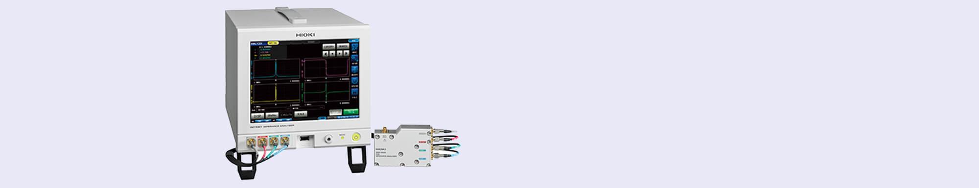 IM7587 Impedancia analizátor