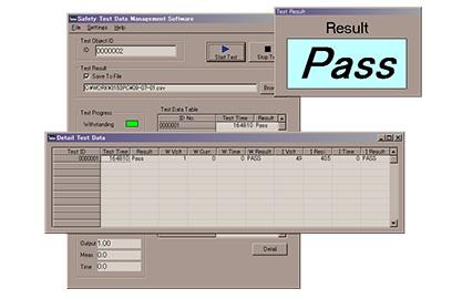 Mérésvezérlő szoftver